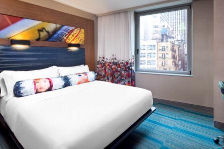 Dayroom - Aloft Manhattan Downtown - Financial District