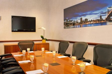 Meeting room Manhattan New York - Midtown West - Pennsylvania Station - Bryant Park - Javits Boardroom 10 people max - DoubleTree Times Square South