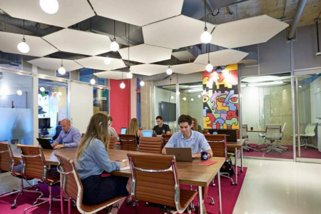 Coworking Space Columbus Circle - New york - Manhattan - 10023 - Midtown West Side - Central Park - Line 1 & 2 59 St Columbus Circle Station - The Yard: Columbus Circle - Old